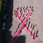 Conmemoran Día contra el cáncer de mama.
